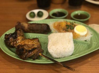 BBQの有名店 Mang INASAL (イナサル)