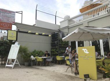 SUNNY SIDE CAFE(サニーサイドカフェ)・・・