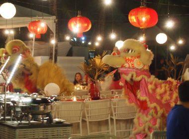 春節(旧正月)が始まり中国の方々がボラカイ島へ・・・