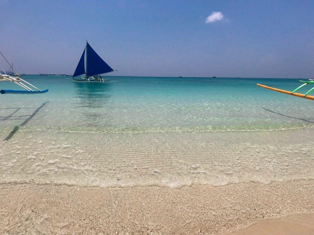 ボラカイ島はベストシーズンに入りました・・・